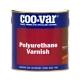 Coo-Var Polyurethane Clear Floor Coating