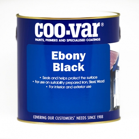 Coo-Var Ebony Black