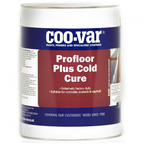 Coo-Var Profloor Plus Cold Cure