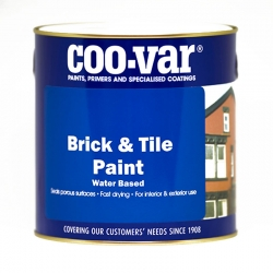 Coo-Var Brick & Tile Paint WB