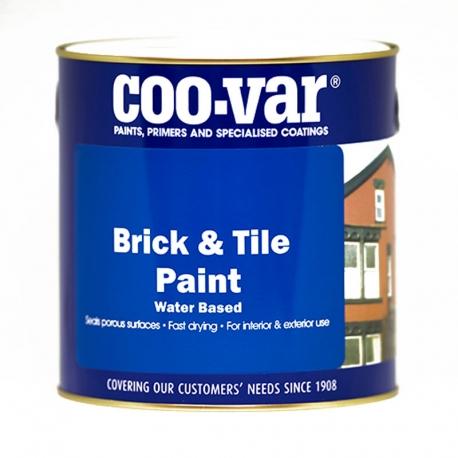 Coo-Var Brick & Tile Paint WB