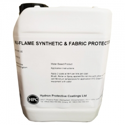 Hydron Nu-Flame Synthetic & Fabric Protector