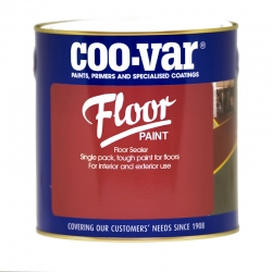 Coo-Var Floor Sealer