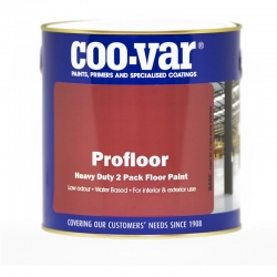 Coo-Var Profloor 2 Pack Epoxy Floor Paint