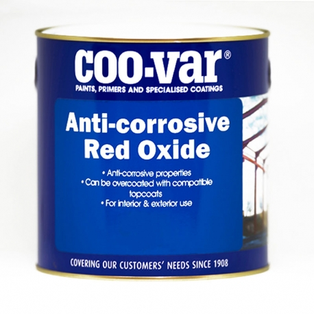Coo-Var Anti-Corrosive Red Oxide