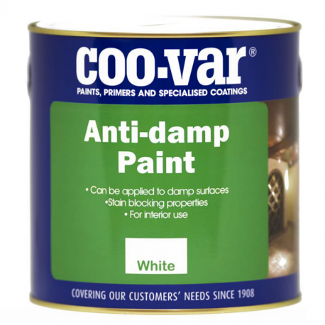 Coo-Var Anti-Damp Paint