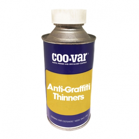 Coo-Var P101 Anti-Graffiti Brushwash and Thinner