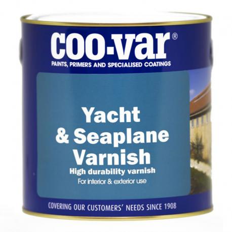 Coo-Var Yacht & Seaplane Varnish