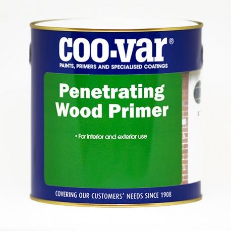 Coo-Var Penetrating Wood Primer