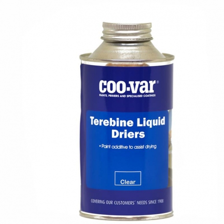 Coo-Var Terebine Liquid Driers