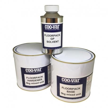 Coo-Var Floorpack Concrete Repair Mortar