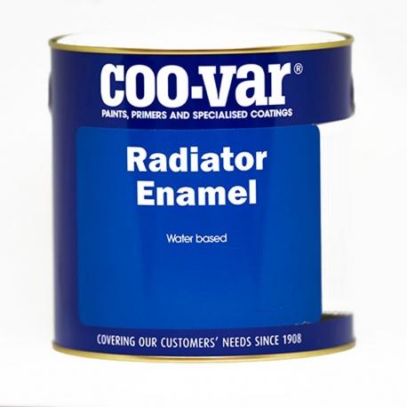 Coo-Var Radiator Enamel