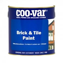 Coo-Var Brick & Tile Paint SB