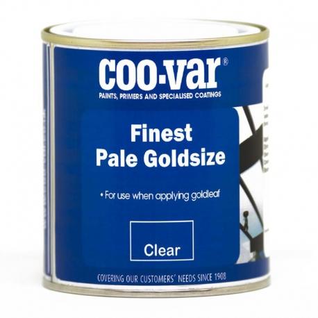 Coo-Var Finest Pale Goldsize
