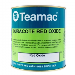 Teamac - Duracote Red Oxide Paint