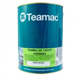 Teamac - Yacht Varnish