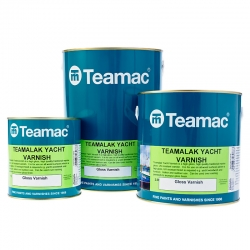 Teamac Teamalak Yacht Varnish
