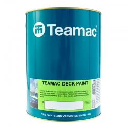 Teamac - Deck Paint Smooth