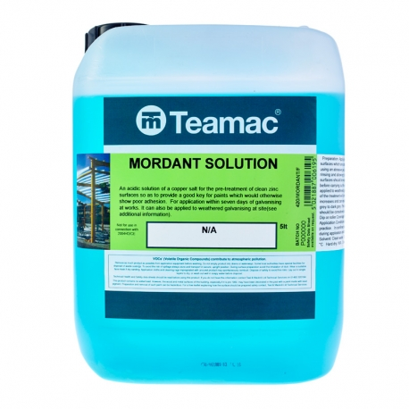 Teamac Mordant Solution (T Wash)