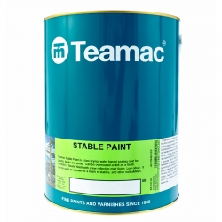 Teamac Stable Paint