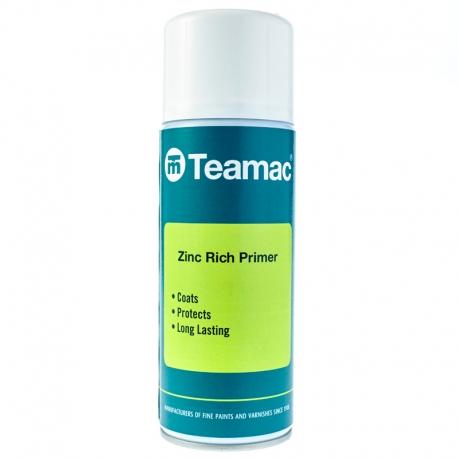 Teamac Zinc Rich Primer Aerosol