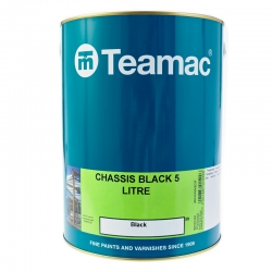 Teamac Chasis Black
