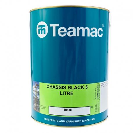 Teamac Chasis Black