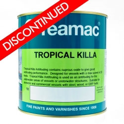 Teamac Tropical Killa Antifouling