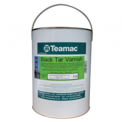 Teamac - Black Tar Varnish