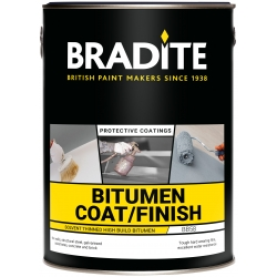 Bradite Bitumen Coat/Finish