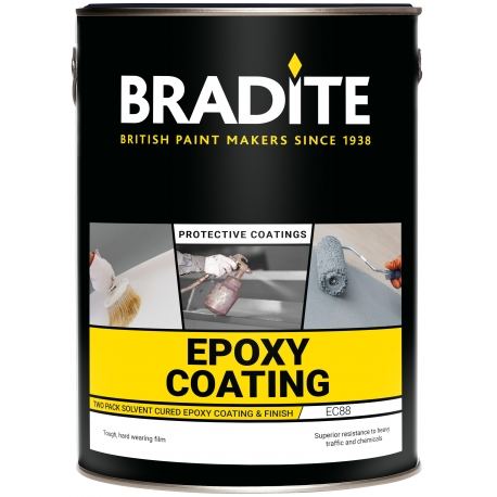 Bradite Epoxy Coating