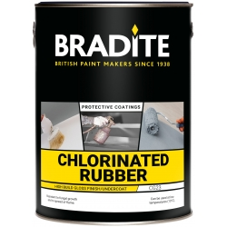 Bradite Chlorinated Rubber