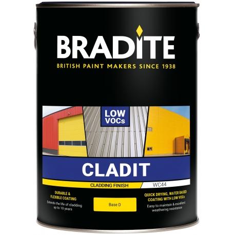 Bradite Cladit Metal Cladding Paint