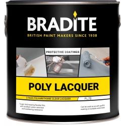 Bradite Poly Lacquer