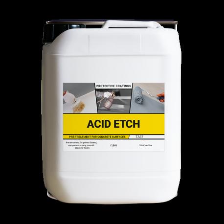 Bradite Acid Etch
