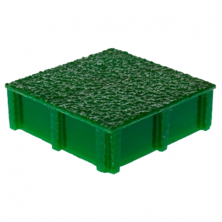 Solid Top GRP Grating