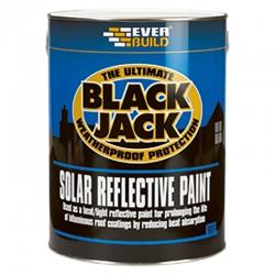 Everbuild 907 Solar Reflective Aluminium Paint