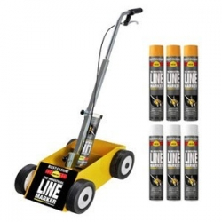Rust-Oleum 4 Wheel Applicator + 6 FREE Aerosols!
