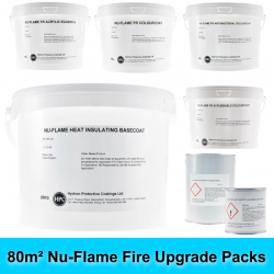 Hydron Nu-Flame Fire Upgrade System (Standard Edition)