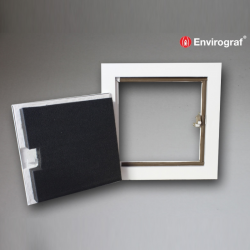 Envirograf Gas Flue Inspection Hatch