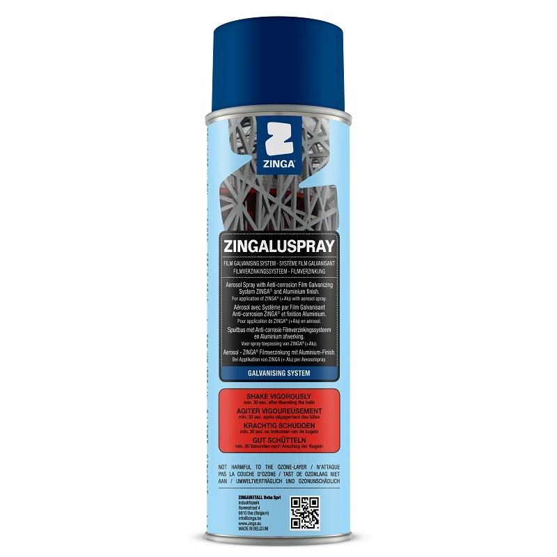 Zinga Zingaluspray Anti Corrision Steel Protection