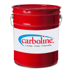 Carboline Pyrocrete 40