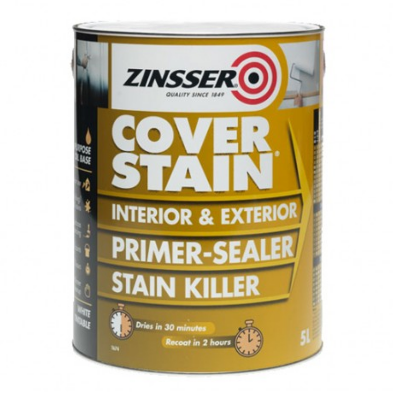 Zinsser Cover Stain Rawlins Paints