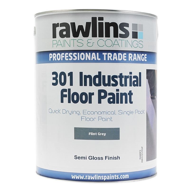 301 Industrial Floor Paint