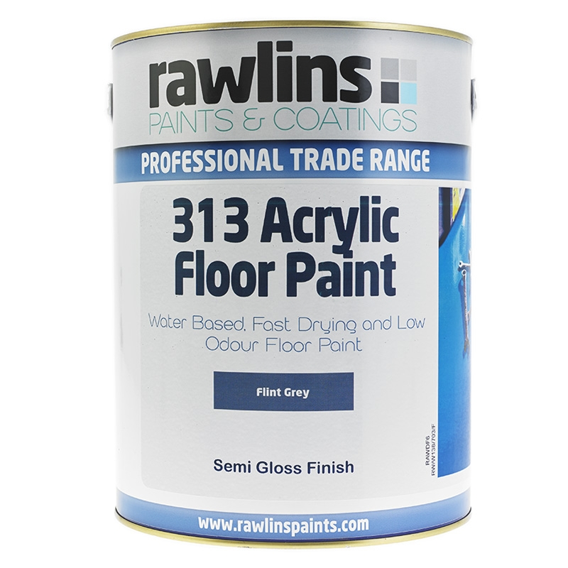 313 Acrylic Floor Paint