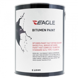 Eagle Black Bituminous Paint