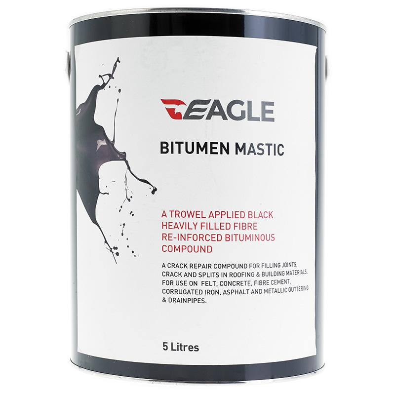 Eagle Bitumen Trowel Mastic
