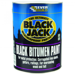 Everbuild 901 Black Bitumen...