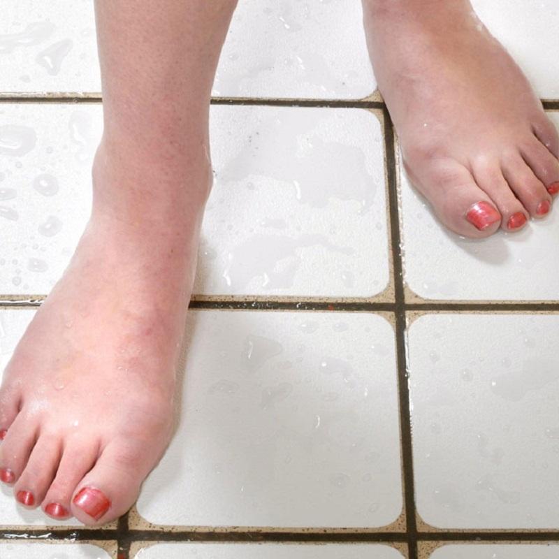 Anti Slip Bath Grip Stickers Non Slip Shower Strips Flooring Safety TapeUS