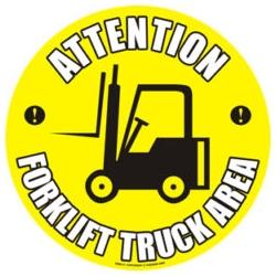 EWM01 - Forklift Truck Area